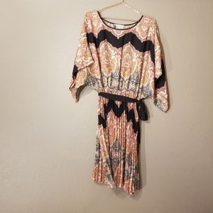 Fleur Wood (Anthropologie) Dress